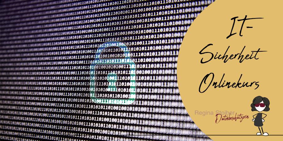 Onlinekurs IT-Sicherheit