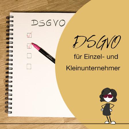 Onlinekurs DSGVO